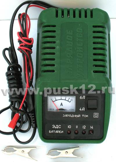 ОРИОН: пуско зарядное устройство и зарядка аккумулятора.